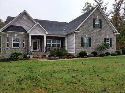 Ashland Single Family Home For Sale: 9100 Officer Lane