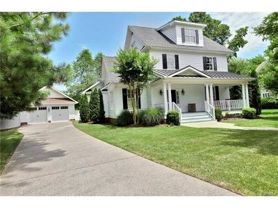Midlothian Single Family Home For Sale: 10937 Live Oak Court
