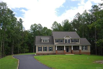 Hanover County Single Family Home For Sale: Angling Way