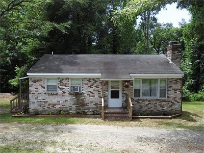 New Kent Single Family Home For Sale: 9381 New Kent Highway