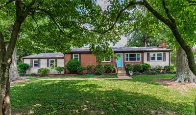 Mechanicsville Single Family Home For Sale: 8212 Bell Creek Road