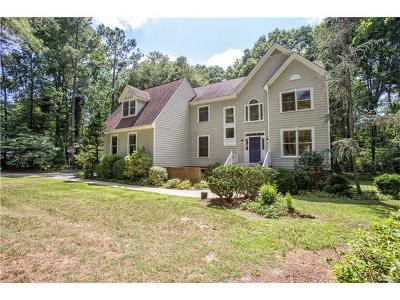Hanover County Single Family Home For Sale: 11055 Millpond Lane