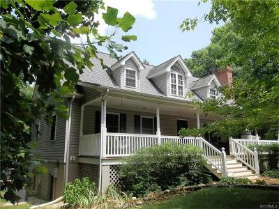 Farmville Single Family Home For Sale: 56 Holland Road