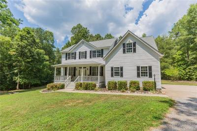 Hanover County Single Family Home For Sale: 12958 Sweet Gum Street