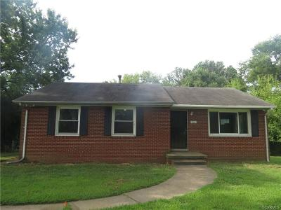 Single Family Home Sold: 301 Azalea Avenue