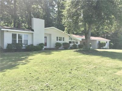 New Kent Single Family Home For Sale: 7741 North Henpeck Road