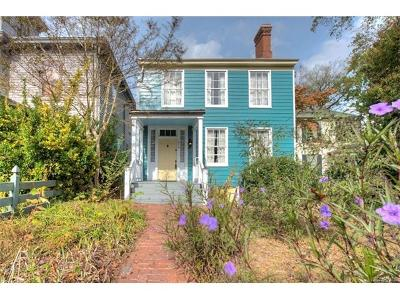 Petersburg Single Family Home For Sale: 279 High Street