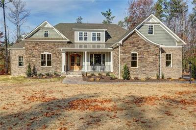 Hanover County Single Family Home For Sale: 13253 Blooming Lilac Drive