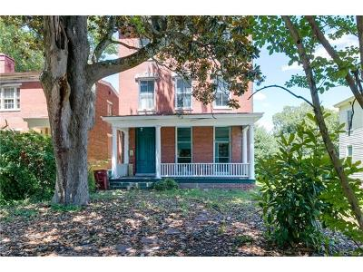 Petersburg Single Family Home For Sale: 555 High Street