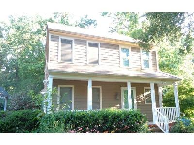 Hanover VA Single Family Home For Sale: $208,000