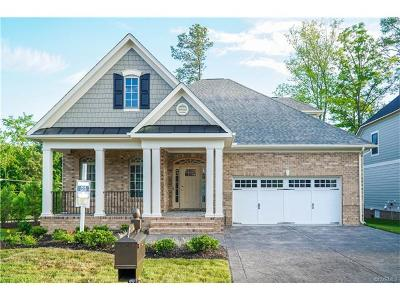 Powhatan County Single Family Home For Sale: 452 Bel Bridge Circle