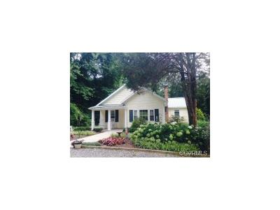 Hanover Single Family Home For Sale: 15361 Beaverdam School Road