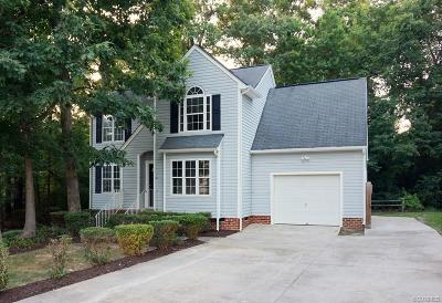 North Chesterfield VA Single Family Home For Sale: $199,950