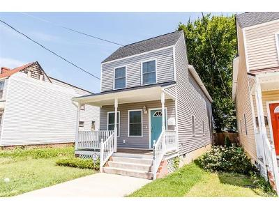 Richmond Single Family Home For Sale: 3006 P Street