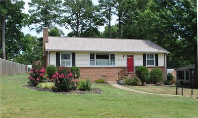 Henrico Single Family Home For Sale: 8202 Reinland Drive
