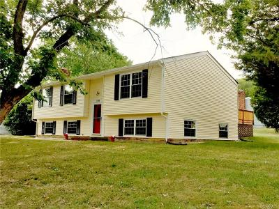 Chesterfield County Single Family Home For Sale: 7100 Able Road