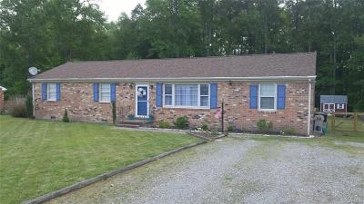 Prince George VA Single Family Home For Sale: $159,900