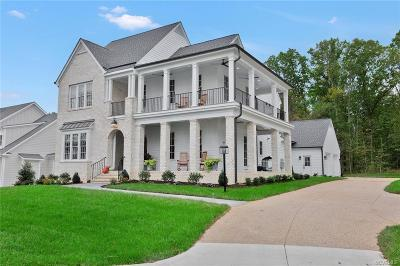 Chesterfield County, Henrico County Single Family Home For Sale: 1712 Tulip Hill Drive