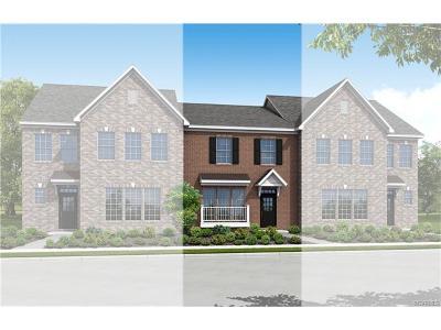 Williamsburg Condo/Townhouse For Sale: 4209 Greenview #59-II