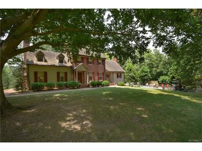 Richmond Single Family Home For Sale: 308 Flag Station Road