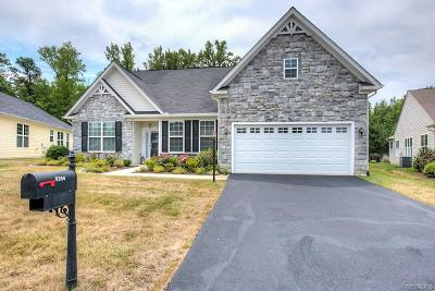 New Kent Single Family Home For Sale: 8354 East Lord Botetourt Loop