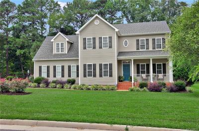 Chesterfield VA Single Family Home For Sale: $295,000