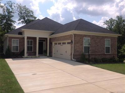 Williamsburg Single Family Home For Sale: 6400 Isabella Drive