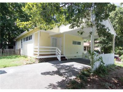 Midlothian Single Family Home For Sale: 3008 Duck River Court