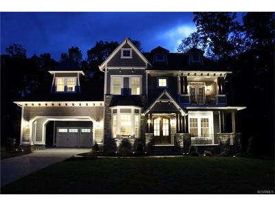 Chesterfield County, Henrico County Single Family Home For Sale: 15907 Old Castle Road