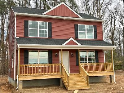 Goochland Single Family Home For Sale: 3120 Three Chopt Road