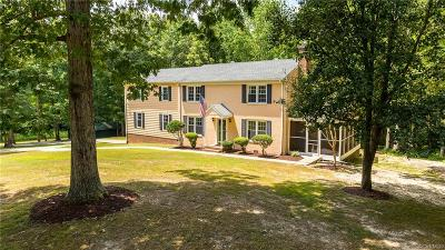 Goochland Single Family Home For Sale: 1996 Hunters Trail Court