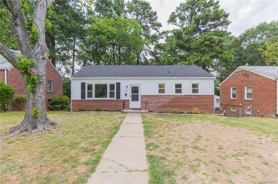 Colonial Heights Single Family Home For Sale: 506 James Avenue