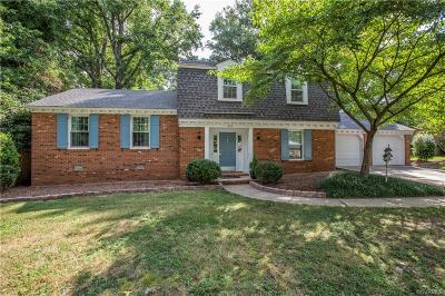 Colonial Heights Single Family Home For Sale: 305 Winston Avenue