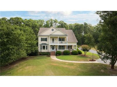 Manakin Sabot Single Family Home For Sale: 245 Lucille Lane