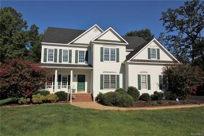 Henrico County Single Family Home For Sale: 12304 Bradford Landing Way