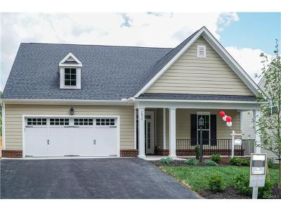 Henrico Single Family Home For Sale: 2832 Crown Grant Road