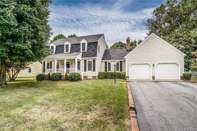Colonial Heights Single Family Home For Sale: 3224 Jersey Court
