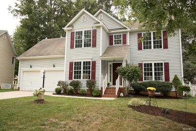 Chesterfield VA Single Family Home For Sale: $284,950