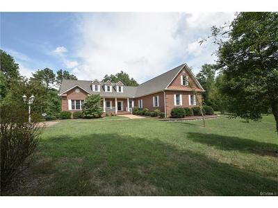 Glen Allen Single Family Home For Sale: 11920 Shamrock Farms Court