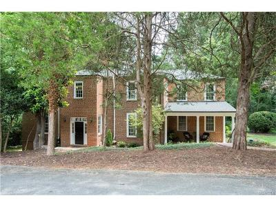 Richmond Single Family Home For Sale: 4701 Butte Road
