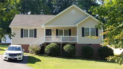 Petersburg VA Single Family Home Sold: $124,500