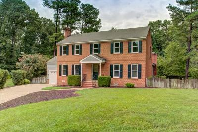 Richmond Single Family Home For Sale: 9502 Chatterleigh Court