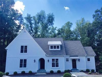 Richmond Single Family Home For Sale: 5601 Saint James Court