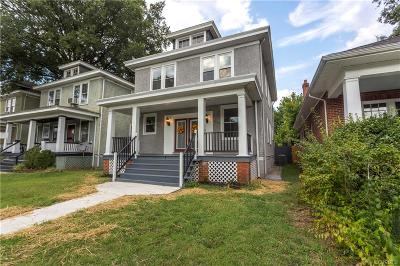 Richmond Single Family Home For Sale: 3009 Woodrow Avenue