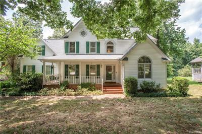 Colonial Heights Single Family Home For Sale: 1616 Clear Springs Lane