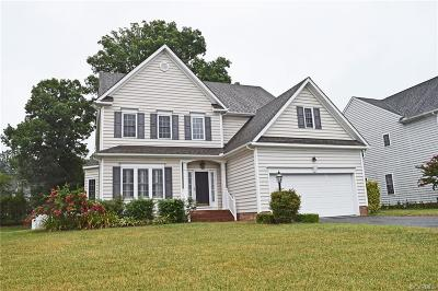Henrico Single Family Home For Sale: 2905 Laurel Woods Lane