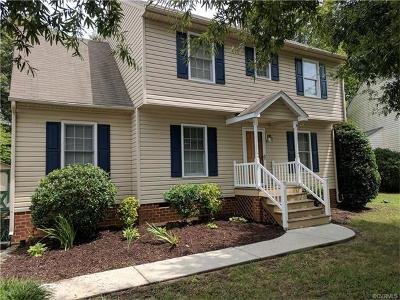 Mechanicsville Single Family Home For Sale: 8194 Skirmish Lane