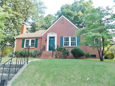 Hopewell VA Single Family Home For Sale: $136,000