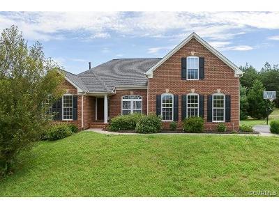 Louisa Single Family Home For Sale: 40 Eagle Creek Terrace