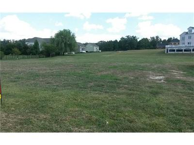 Chester VA Residential Lots & Land For Sale: $119,500